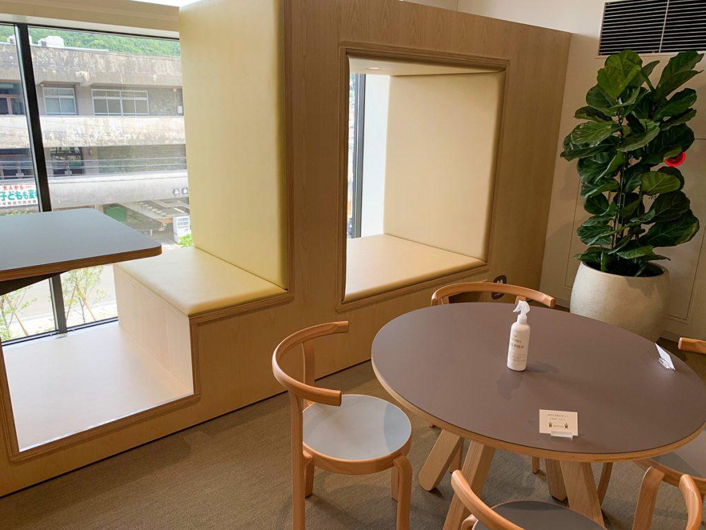 海南市 nobinosu(ノビノス)3階